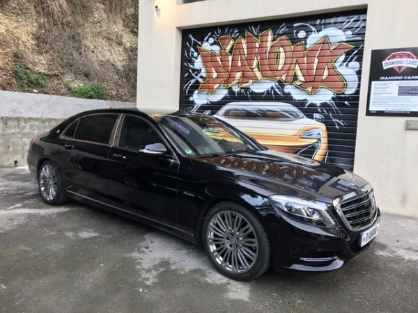 mercedes classe s 500 maybach 4matic 550km. Black Bedroom Furniture Sets. Home Design Ideas